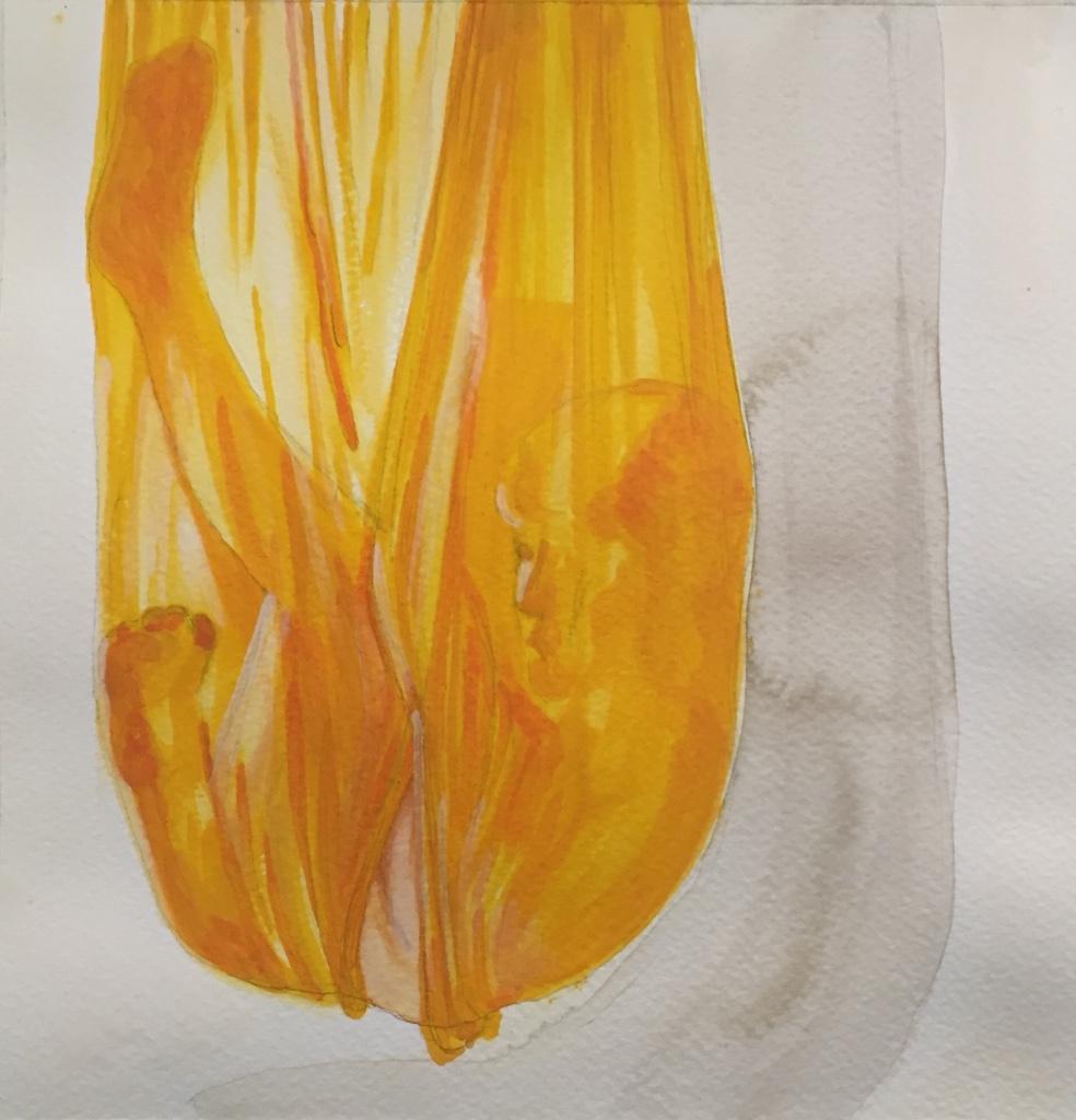 In utero - 2019 - Watercolors